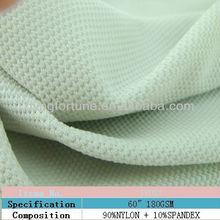 2012 new style printed for underwear fabric, nylon spandex mesh fabric, power net