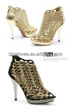 2013 Fashion crystal high heel shoe sexy woman shoe