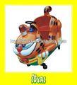 cina prodotto batteria alimentato trattori giocattolo per i bambini con garanzia