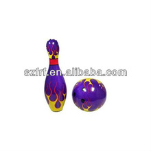 infaltable bowling pin inflatable bowling bottle/inflatable promotional bowling pin/2013 New Design Inflatable Bowling Pin