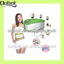 Virbrating body slimming massage belt stomach&belly massage belt