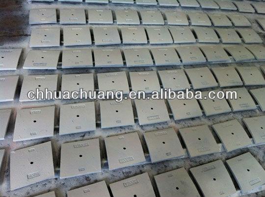 Cement Mixer Plate Cement Mixer Wear Liner Plate