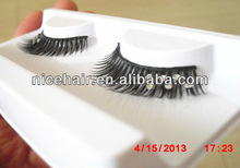 china qingdao factory wholesale cheap fashionable and beautiful diamond false eye lashes