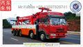 60 tonnen kran rotator 8*4 schwere abschleppwagen, wrecker lkw, große abschleppwagen mit crane+86 13597828741