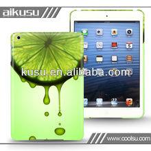 2013 custom plastic case for miniipad (PC,ABS,TPU and silicone material)