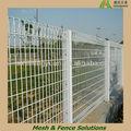 pvc revestido piscina cercas rolo superior para a segurança e segurança