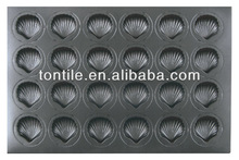 [Tontile]Baking Madeleine Mould-24 Indents(Silicone) SN9042