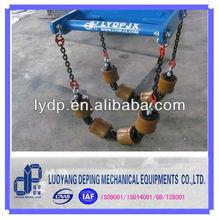 Pipe line special cradle