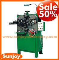 SJCB5.0 Coil Making Machine Machinery Spring Machine with ISO