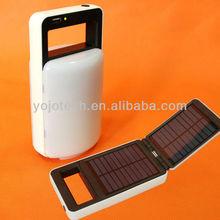 super bright white led camping solar lantern