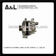 Auto parts for Hyundai auto alternator