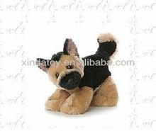 Plush german shepherd 8inch