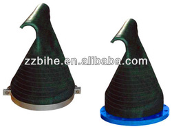 For Industrial Usage Rubber Expansion Check Valve