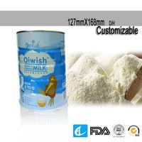 milk powder tin cans wholesale