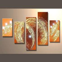 Newest Handmade Multi Panel Art For Decor