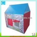 Crianças tenda casa de brincar, barraca das crianças da casa
