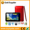 7'inch VIA8850 capacitive touch screen with android4.0