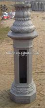 cast aluminium wall lamp holder/base