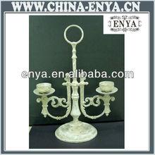 Metal Tea light Candleholder, Antique design Candle Holders