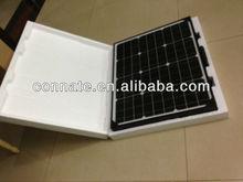 140W transparent solar panel price