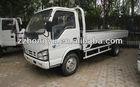 4T box van/dry cargo /box truck van