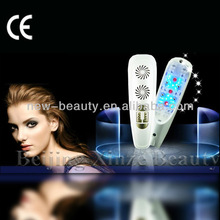 650nm Laser 7 color LED light Microcurrent hair growth electric hair combs