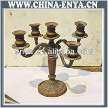 Metal Standing Candelabra for home decor