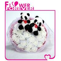 cute panda bouquet valentine day novelty gift item