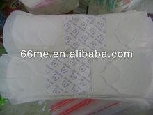 long sanitary Pads Mesh surface