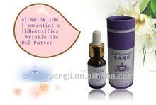 Natural Lavender Slimming Essential Oil Organic Essential Oil Recipe