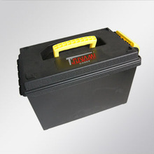 Hard Plastic Ammo Container, Ammo Storage Case for Pistol and Rifle, Ammo Box from China
