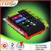 Topjet Premium Compatible Ink Cartridge for Canon PGI-520 CLI-521