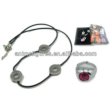 Nauto Anime crafts of Necklace & Ring