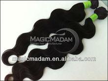 100% virgin brazlian hair ,grade 4A