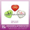 2013 hx-1901 design unico cristallo cuore cuore di vetro fermacarte