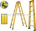 Frp multiusos escalera GRP doble frente escalera