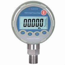 Battery pressure gauge for master one