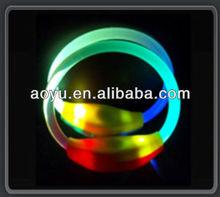flashing led light up bracelet