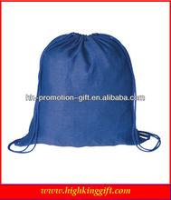 designer cotton shopping bag drawstring shoe bag