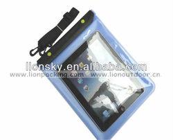 2013 newest high quality for waterproof ipad case/waterproof bag for ipad/ipad mini