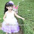 2013 respirant. subtil violet. sweet princess confirmation filles robe