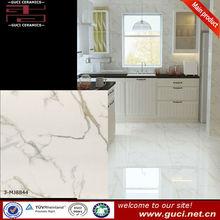 80x80 white micro crystal polished porcelain tile