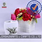 Fruit Vine Decal Ceramic Medicine Cabinet Toothbrush Holder
