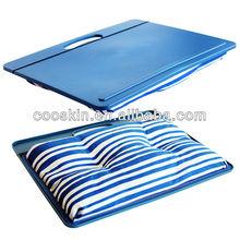Ergonomic portable laptop table