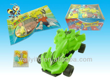 Novelty Composite Racing Car Toy Sweet Candy/Toy Candies