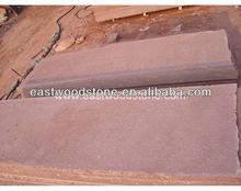 domestic natural color red sandstone