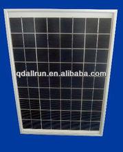 High efficiency 15 watt solar panel
