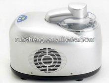 2013 Compressor automatic ice cream maker for home use
