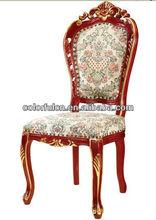 Madeira maciça sala de jantar cadeira a-01