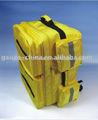 mochila de primeiros socorros de emergência